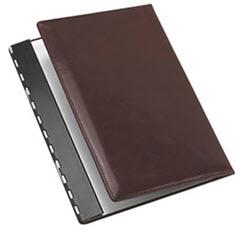 One Write End Stub Folding Board