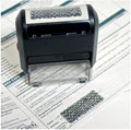 Privacy Stamp Self-Inking