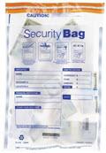 EGP Single Pocket Bag Clear Large 15 x 20 53854