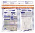 Horizontal Dual Pocket Deposit Bag