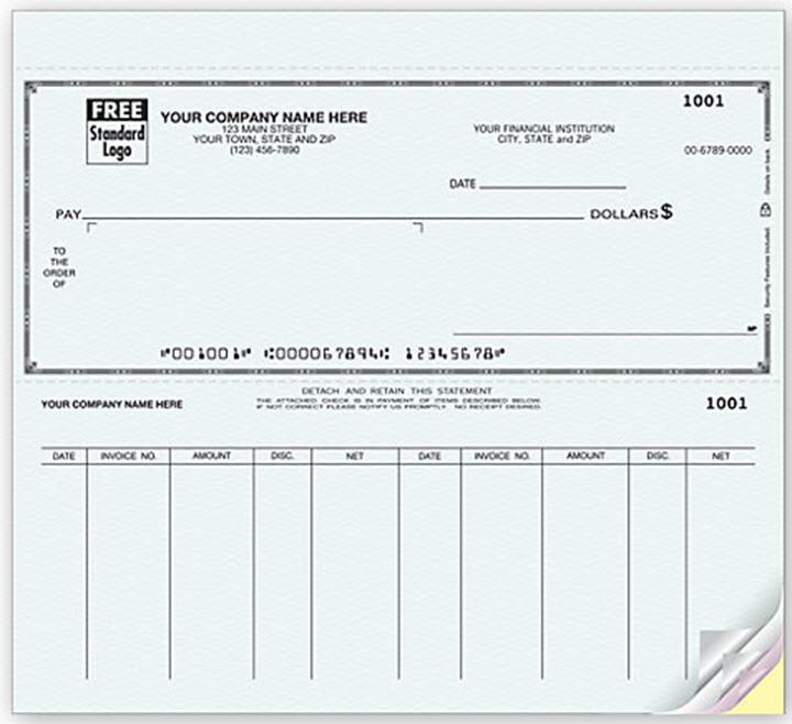 voucher checks