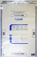 TripLOK 22 x 33 Currency Money Handling Bag