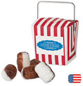 Mini Takeout Container with Root Beer Float Candy