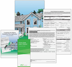 mortgage application packet