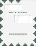 first class envelopes