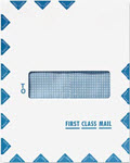 Single Window First Class Mail Envelope