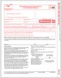 1096 Laser Transmittal/Summary Tax Form