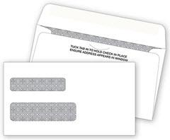 double window envelope 91567
