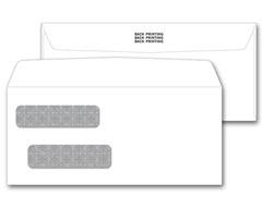 double window envelope 91585