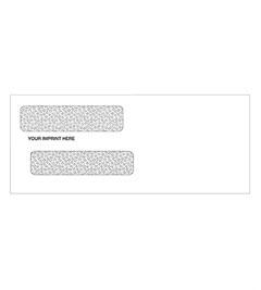 double window envelope 91663
