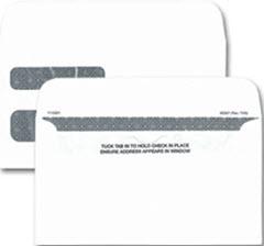 double window self seal envelope 92567