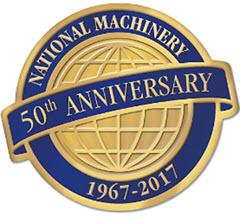 Globe Anniversary Seals