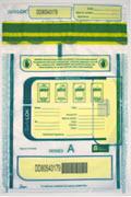 SafeLOK 9 x 12 Security Money Handling Bag
