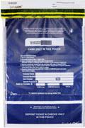 SafeLOK 14 x 20 Vertical Twin Money Handling Bag