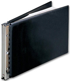 One Write Journal Post Binder JPBL