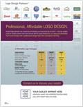 sell sheet logo design